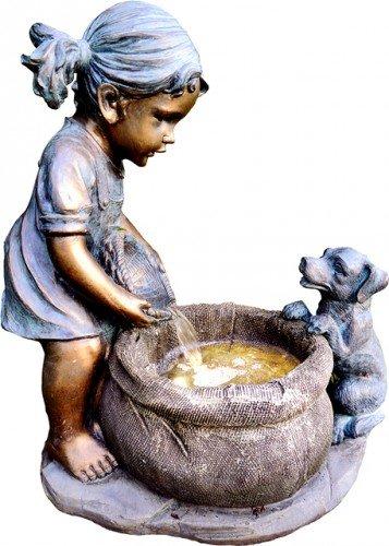 Granimex Mia mit Hund