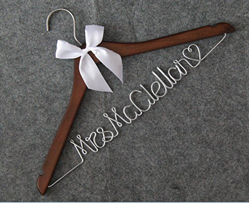 Wedding Hangers-Custom Name Personalized Bridal Dress Hanger Gifts for Bride Mother of the Bride's Gifts gifts for groom