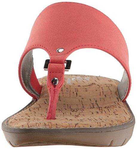Aerosoles Vrouwen Cool Cat Platform Sandaal Koraal