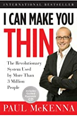 I Can Make You Thin: The Revolutionary System Used by More Than 3 Million People (Book and CD) Hardcover