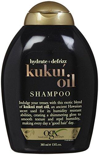 Ogx Hydrate + Defrizz Kukui Oil Shampoo - 13 oz