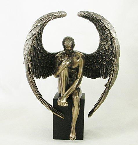 Nude Male Fallen Angel Gay Art