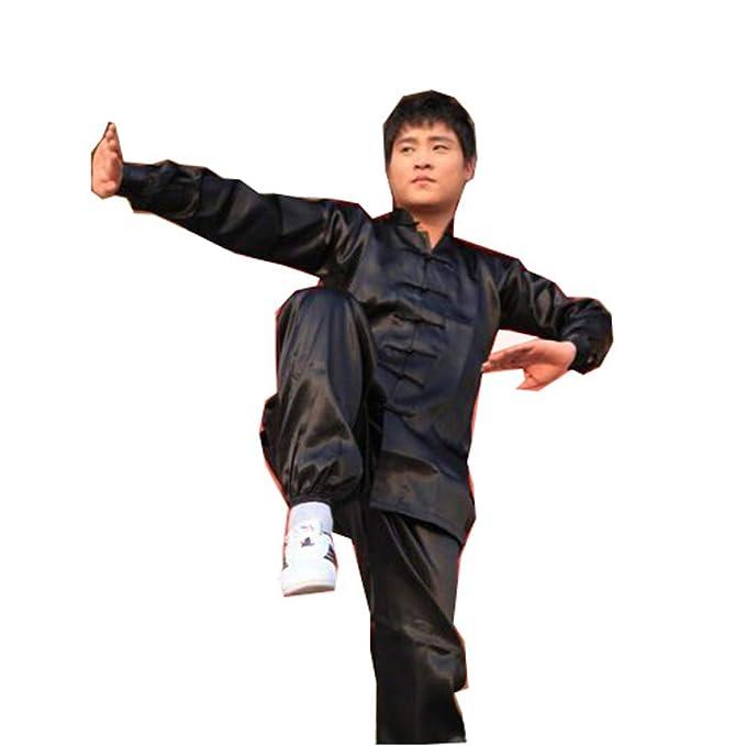 Amazon.com: Chun Wushu - Traje de arte marcial chino con ...