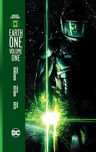 Green Lantern: Earth One Vol. 1