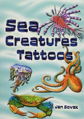 Sea Creatures Tattoos (Dover Tattoos)