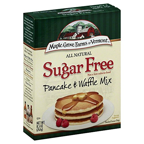 (Maple Grove Mix Pancake Ntrl Sf Lc, 8.5 ounces pack of 2)