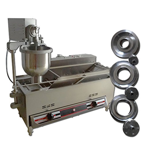 Yoli® 1 tamaño moldes, Commercial automático máquina de Donut ...