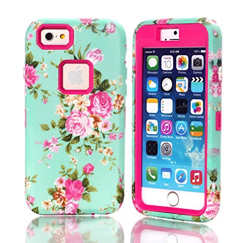 iPhone Firefish Shockproof Protective Silicone