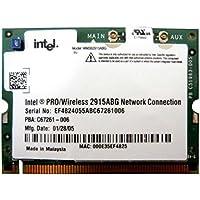 INTEL 2915 802.11A/B/G MINI PCI WLAN Card WM3B2915ABG