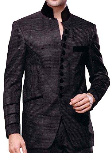 New INMONARCH Mens Gray 2 Pc Tuxedo Suit Indian Designer TX116 supplier