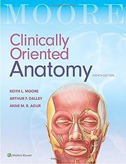 Clinically Oriented Anatomy: 9781451119459: Medicine & Health ...