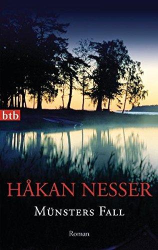 Håkan Nesser - Münsters Fall (Van Veeteren 6)