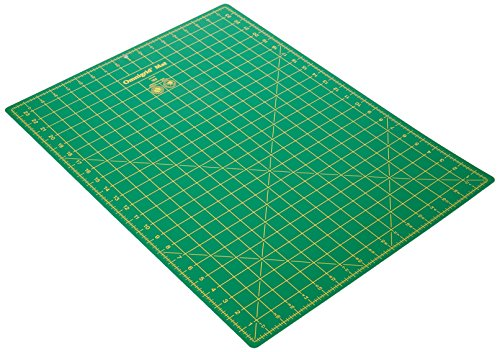 Omnigrid 18-Inch-by-24-Inch Gridded Mat (Quilting Mats)