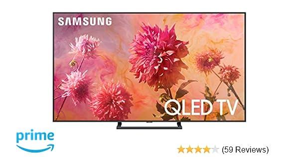 "Amazon.com  Samsung QN65Q9FN FLAT 65"" QLED 4K UHD 9 Series Smart TV 2018   Electronics 2e8e3b95ae69"