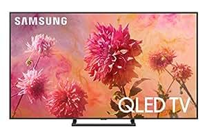 """Samsung QN65Q9F Flat 65"""" QLED 4K UHD 9 Series Smart TV 2018"""