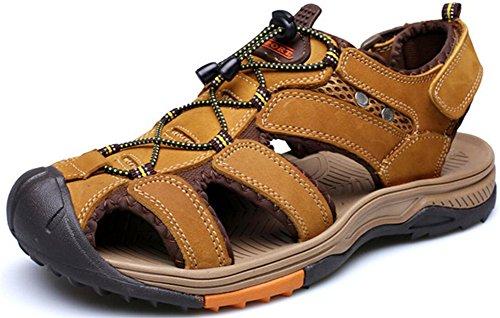 Sandalo Sportivo Da Uomo Sandalo Sportivo Outdoor Marrone