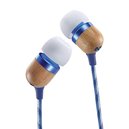 763f2482fd9 House of Marley Smile Jamaica EM-JE041-DN in-Ear: Amazon.in: Electronics