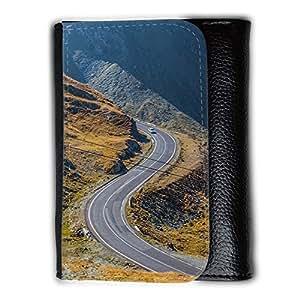 le portefeuille de grands luxe femmes avec beaucoup de compartiments // M00314591 Serpentina carretera de montaña Alpes // Medium Size Wallet