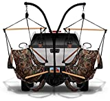 Hammaka Trailer Hitch Stand and Cradle Chairs Combo (Camoflauge)
