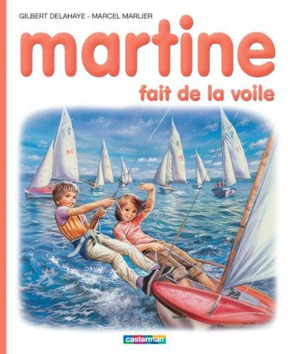 Martine fait de la voile (Farandole) (French ()