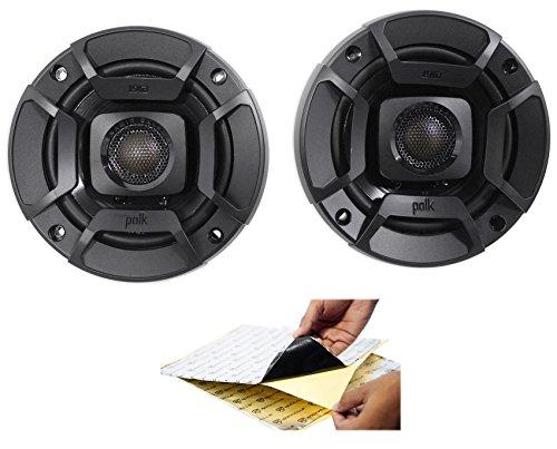(2) Polk Audio DB402 4
