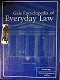 Gale Encyclopedia of Everyday Law 9780787657604