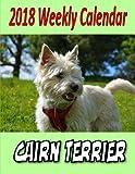 2018 Weekly Calendar Cairn Terrier