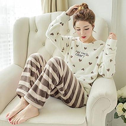 MH-RITA Housewear Pijama Set Chinese-Market-Online Sleepwear Pijama Feminino Two Piece