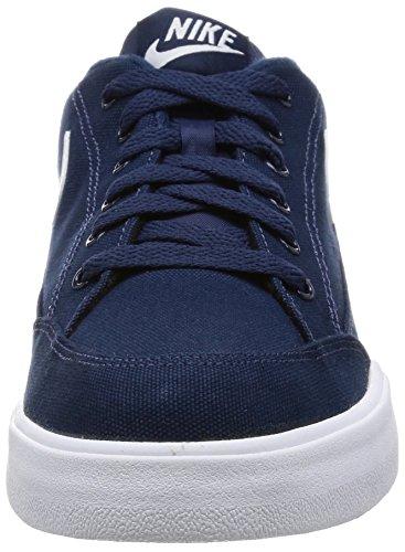 midnight Deporte Nike Azul Navy White 410 840300 De Hombre Zapatillas Para wBqaUB8I