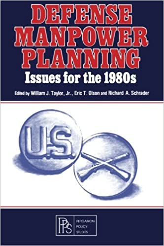 Defense Manpower Planning. Issues for the 1980s