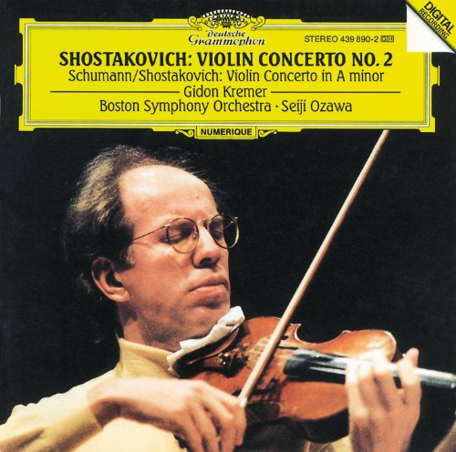 - Shostakovich: Violin Concerto No.2 / Schumann/Shostakovich: Violin Concerto in A minor