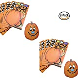 24 Make A Pumpkin Stickers (2 DOZEN) - BULK (2)
