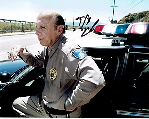 DAYTON CALLIE - Sons of Anarchy AUTOGRAPH Signed 8x10 Photo B
