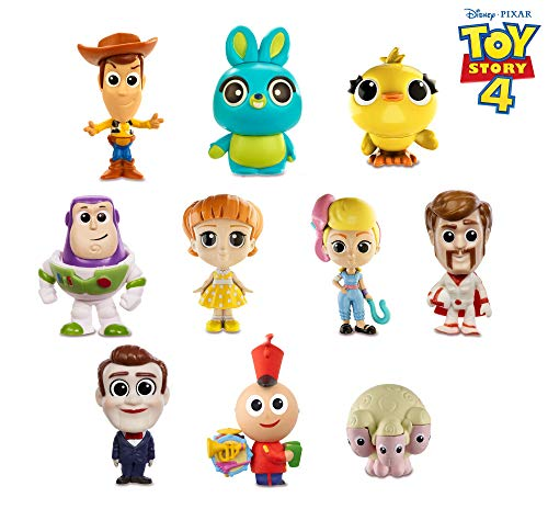 Disney Pixar Toy Story 4 Minis Ultimate New