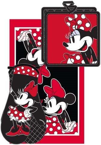 Disney Minnie Dotty Kitchen Towel product image