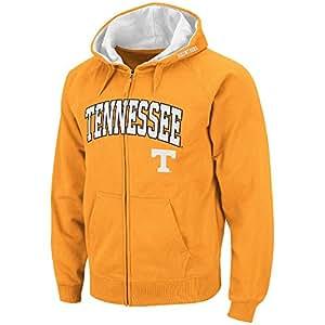 Mens NCAA Tennessee Volunteers Full-zip Hoodie (Team Color) - 3XL