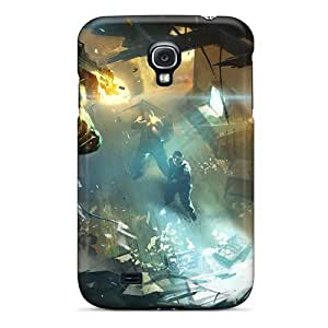Fashionable Style Case Cover Skin For Galaxy S4- 2013 Rainbow 6 Patriots