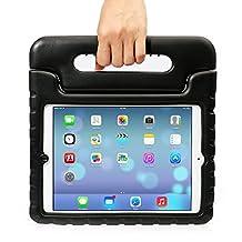 Apple iPad air 2 Kids Case,Ocuya Kiddie Series Shockproof Case Light Weight Case With Handle for Apple iPad air 2 (iPad air 2, Black)