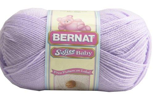 - Bulk Buy: Bernat Softee Baby Yarn Solids (3-Pack) Soft Lilac 166030-30185