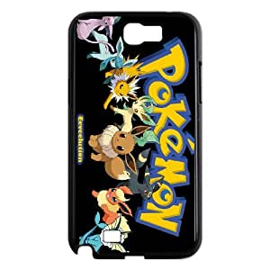 Phone Accessory for Samsung Galaxy Note 2 N7100 Phone Case Pokemon P563ML