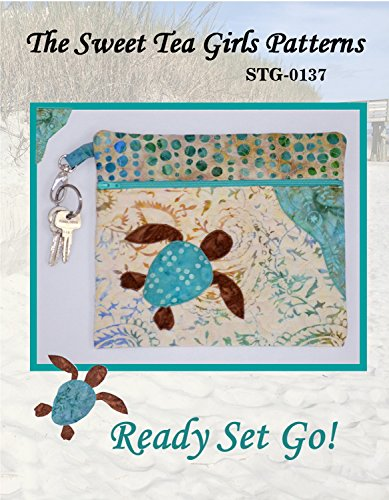 Ready Set Go! Tote Pattern by The Sweet Tea Girls - 9.5
