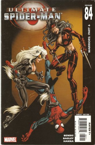 Ultimate Spider-man #84 (Warriors: Part 6) December 2005