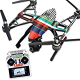 MightySkins Protective Vinyl Skin Decal for Yuneec Q500 & Q500+ Quadcopter Drone wrap cover sticker skins New Color