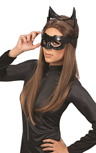 Catwoman Deluxe Goggles & Mask Set ()