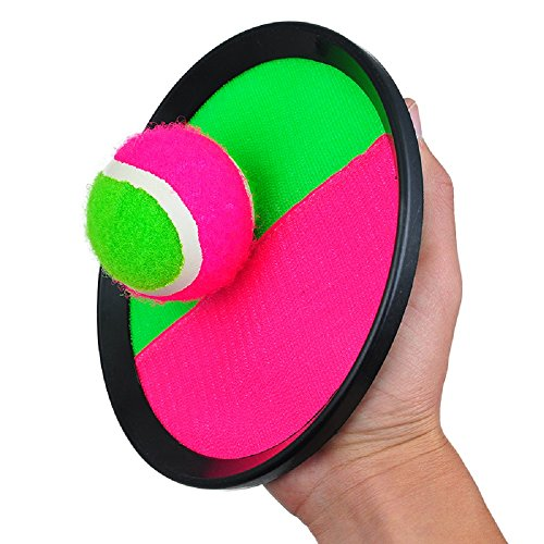 Sports Latch Hook (Tinsay Hook and Latches Toss and Catch Sport Game Throw Catch Bat Ball Game Set)
