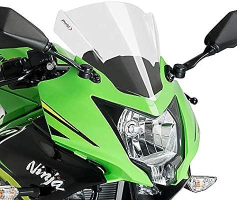 Cupula Racing para Kawasaki Ninja 125 2019 Ahumado Puig ...