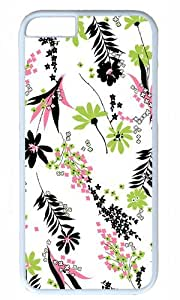 Flowers Thanksgiving Halloween Masterpiece Limited Design PC White Case for iphone 6 by Cases & Mousepads wangjiang maoyi