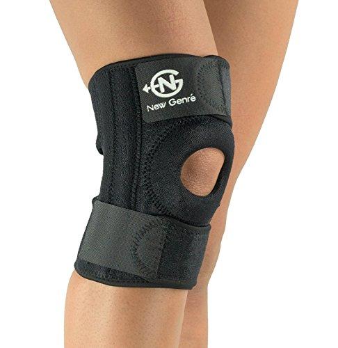 c1d5776271 Adjustable Sports Compression Stabilizer Basketball. Review - Adjustable Knee  Support ...
