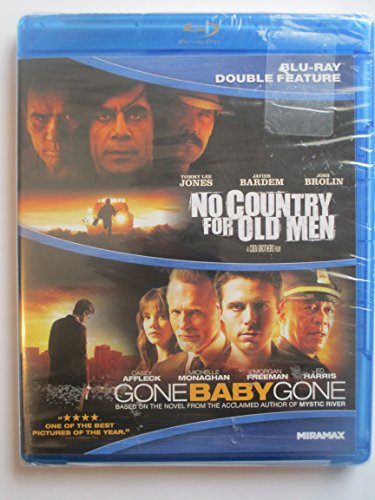No Country For Old Men / Gone Baby Gone (Double Feature)