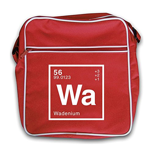 Bag Periodic Red Dressdown Wade Retro Element Flight 5X75Rw1q